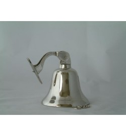 "Shipbell 4"" Nickle Plate"