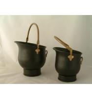 Coal Bucket S/2 Round
