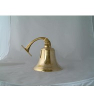 "Ship Bell with Bracket 8"" (6"")"