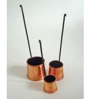 S/3 Ale Ladles Copper