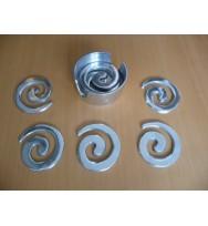 Spiral Coaster S/6