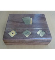 Card & Dice Box