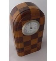 Watch Wood Squares Inlay Quartz
