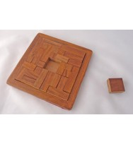 Plate Puzzle Game