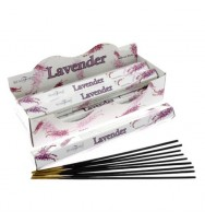 Lavender Stamford Inc Hex 24Tubes in 4 boxes