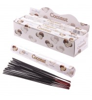 Coconut Stamford Inc Hex 24Tubes in 4 boxes