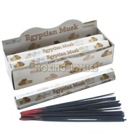 Egyptian Musk Stamford Inc Hex 24Tubes in 4 boxes
