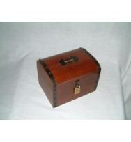 Money Box w/Padlock Large J27