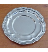 Salver Nickel 4 1/2""