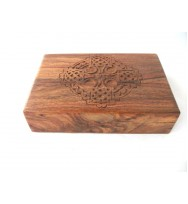 Box Celtic Cross 9x6