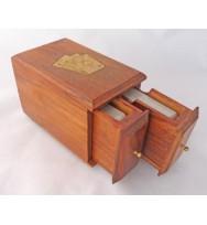 Playing Card 2 drawer Box