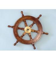 """Ships Wheel 19"""""""
