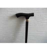 Derby Black walking stick [plain]