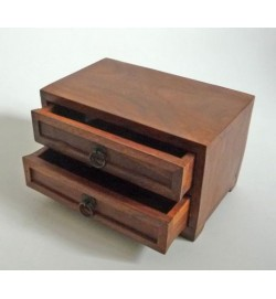 2 Drawer Box 25x15x15