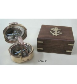 Bronton Compass in Box