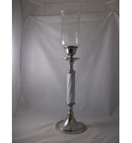 Glass Shade Candle Holder sml