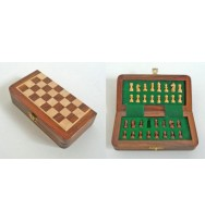 "Travel Chess Set 5"" Magnetic"