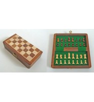 "Travel Chess Set 7"" Magnetic"