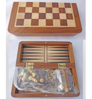 Chess/Backgammon Magnetic
