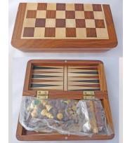 Chess/Backgammon Magnetic