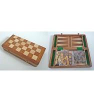 "Chess Checkers & Backgammon 12"""