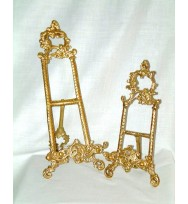 Brass Easel Medium