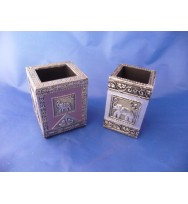 Cosmetic Caddy/ Pencil Holder DL7655