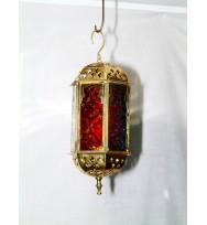 Lantern Brass Moroccan Small