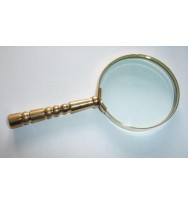 Magnifier Brass small