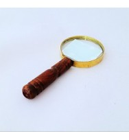 Magnifier Mini Wood