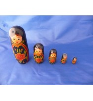 S/5 Russian Doll