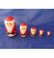 S/5 Santa Clause