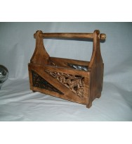 Magazine Rack (Handle) ironwork