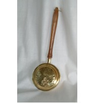 Vintage Bed Warming Pan 5""