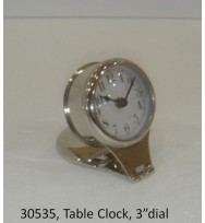 Flip Over Desk Clock