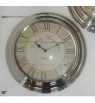 Cafe des Marguerites Paris Clock
