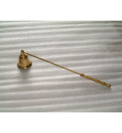 Candle Snuffer Large Bell Ringed Pol