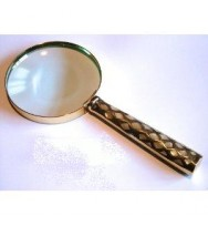 Magnifier MOP Diamond 4""