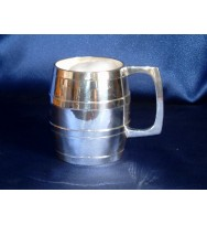 Tankard Barrel 9oz Velvet Box