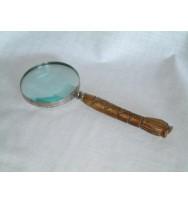 Magnifier Antique finish