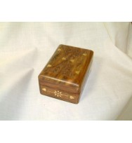 Box B/I W/heart 5x3.5