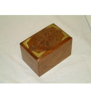 Box Brass Corner 6x4x4