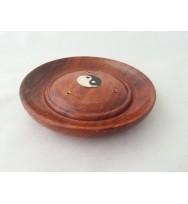 Incense Plate Yin Yang