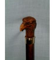 Eagle Head Beechwood Walking Stick