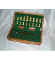 "Travel Chess Set 10"" Magnetic"