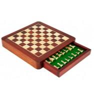"Chess Set D/Drw Mag 12"""