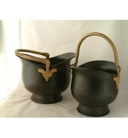 S/2 Coal Bucket Round Ascot