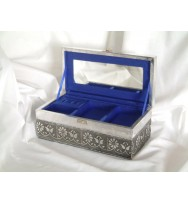 Jewllery Box Satin Long