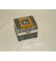 Jewllery Box Square Single Elep