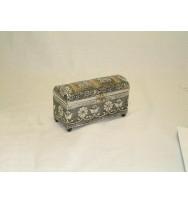 Jewellery Box Two Elephant